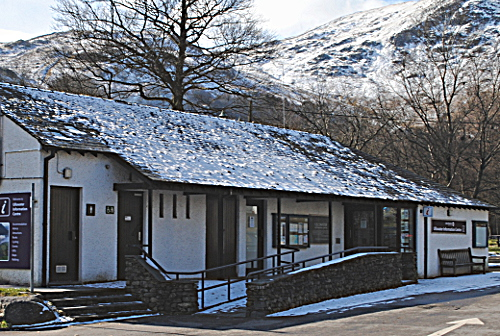 Information Centre Glenridding - Ullswater